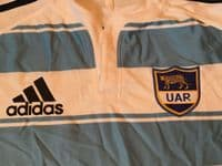 Classic Rugby Shirts   2011 Argentina Vintage Old Jerseys